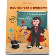 Culegere de matematica 1000 exercitii si probleme, pentru clasa a III-a