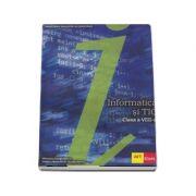 Informatica si TIC, manual pentru clasa a VIII-a
