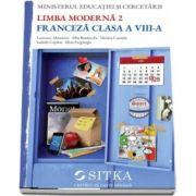 Manual de Franceza - Limba moderna 2, pentru clasa a VIII-a