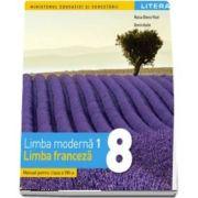Manual de Limba Franceza, limba moderna 1, pentru clasa a VIII-a