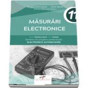 Masurari electronice, pentru clasa a XI-a