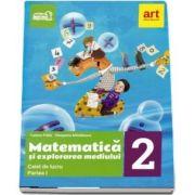 Matematica si explorarea mediului. Caiet de lucru pentru clasa a II-a, partea I