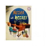 Muzica lui Mozart - carte muzicala