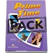 Virginia Evans, Prime Time 5. Workbook and Grammar with Digibooks App