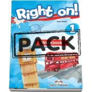 Right On! 1. Workbook Students Book with Digibook App