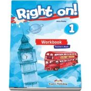 Right On! 1. Workbook Teachers Book with DigiBook App
