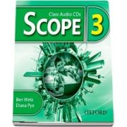 Scope Level 3. Class Audio CD