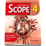 Scope Level 4. Class Audio CDs