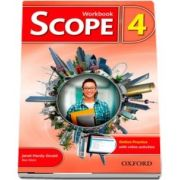 Scope Level 4. Workbook with Online Practice (Pack)