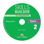 Skills Builder FLYERS 2. Set of 2 Class CDs