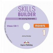 Skills Builder MOVERS 1. Set of 2 class CDs