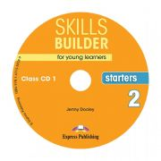 Skills Builder Starters 2. Set fo 2 Class CDs