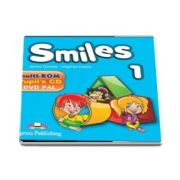 Smiles 1 multi-ROM. Pupils Audio CD, DVD Video PAL