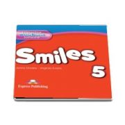 Smiles 5. Interactive Whiteboard Software (Jenny Dooley)