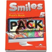 Smiles 5. Pupils Book with ieBook and Lets Celebrate (Jenny Dooley)