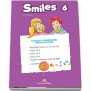 Smiles 6. Set of 5 Teachers Multimedia Resource Pack (Jenny Dooley)