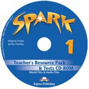 Spark 1 Monstertrackers. Teachers Resource Pack and Tests CD-ROM