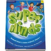Super Minds (Students Book). Limba Engleza, manualul elevului pentru clasa I