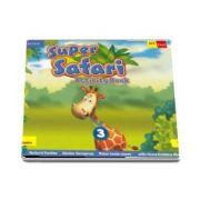 Super Safari. Activity Book. Limba Engleza pentru clasa pregatitoare