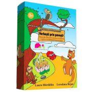 Vorbesti prin povesti. Materiale educative pentru consilierea copiilor cu tulburari de pronuntie (Laura Hardalau)