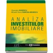 Analiza investitiilor imobiliare (Gheorghe Badescu)
