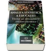 Analiza statistica a educatiei. Vector al dezvoltarii socioeconomice