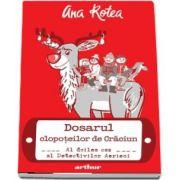 Ana Rotea, Dosarul clopoteilor de Craciun. Al doilea caz al Detectivilor Aerieni
