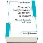Economia intreprinderii de turism si comert. Manual de studiu individual