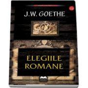 Elegii romane - Contine CD Audio