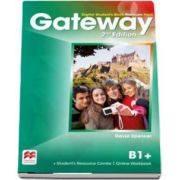 Gateway 2nd edition B1 plus Digital Students Book Premium Pack