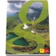 Geografie, manual pentru clasa a VIII-a