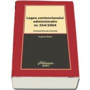 Legea contenciosului administrativ nr. 554/2004
