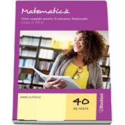 Matematica. Ghid complet pentru Evaluarea Nationala, clasa a VIII-a
