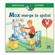 Max merge la spital - varsta 3 ani