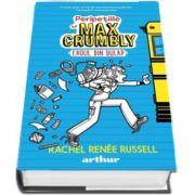 Peripetiile lui Max Crumbly. Eroul din dulap, volumul I