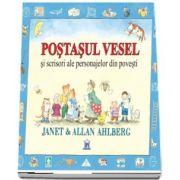 Postasul vesel si scrisori ale personajelor din povesti