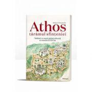 Athos taramul sfinteniei de Stefanos Dimopoulos