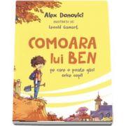 Comoara lui Ben, pe care o poate gasi orice copil de Alex Donovici