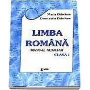 Limba romana pentru clasa I - Manual auxiliar