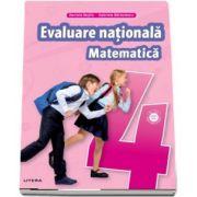 Matematica. Teste pentru evaluarea nationala, clasa a IV-a