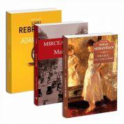 Pachet 3 carti - romane clasice dragoste. Adam si Eva, Maitreyi si Orasul cu salcami