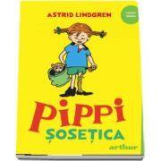 Pippi sosetica, editia 2020 - Astrid Lindgren