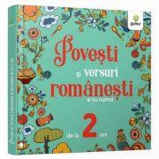Povesti si versuri romanesti si nu numai pentru 2 ani