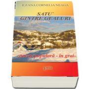 Satu Gintre Gealuri, poezie populara in grai