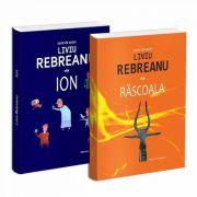 Seria de autor Liviu Rebreanu - 2 carti. Ion si Rascoala