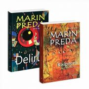 Seria de autor Marin Preda - 2 carti. Delirul si Risipitorii