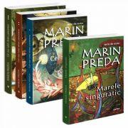 Seria de autor Marin Preda - 4 carti. Cel mai iubit dintre pamanteni 3 volume si Marele singuratic