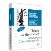 Tratat de drept civil. Contracte speciale, editia a V-a, actualizata si completata, volumul II