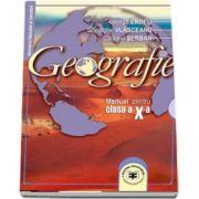 Geografie. Manual pentru clasa a X-a (George Erdeli)