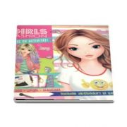 Girls Fashion. Carte cu activitati